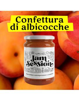 """Confettura """"jam Session"""" Albicocche"""