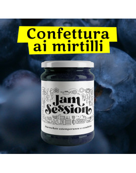 "Confettura ""Jam Session"" Mirtilli"