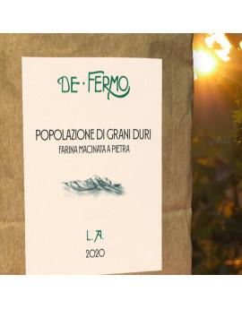 """Farina """"Grain cru"""" De Fermo"""