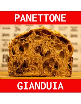 Panettone al Gianduia